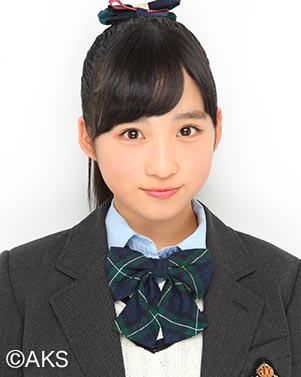 2015年AKB48プロフィール_小栗有以