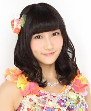 2015年NMB48プロフィール_矢倉楓子