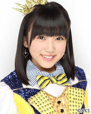 2015年HKT48プロフィール_矢吹奈子