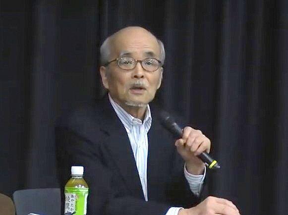 前田哲男さん