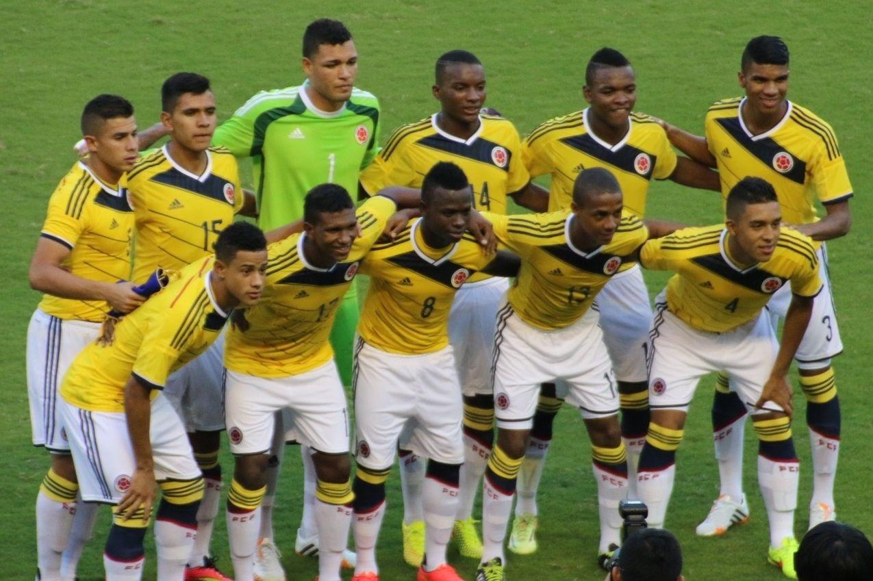 159.U-19コロンビア代表 vs U-19...
