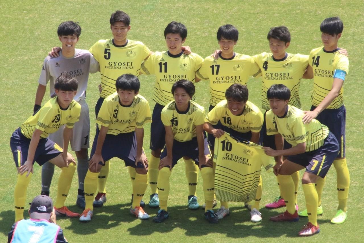 94.中央学院高校 vs 暁星国際高校 : 蹴球日々