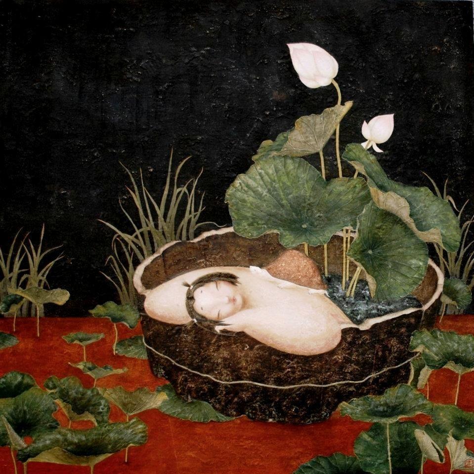 夜の図鑑 瓜南直子「夜の図鑑」 実は瓜南さんは、4月の「瓜南直子展」の前日から入...  トルニ