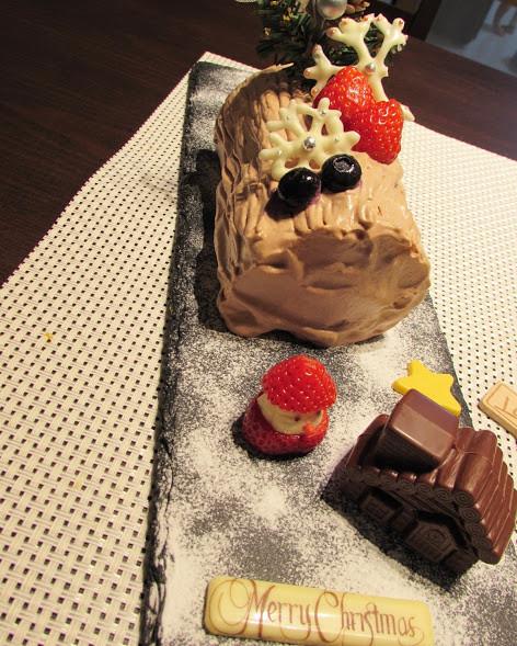 23ケーキ