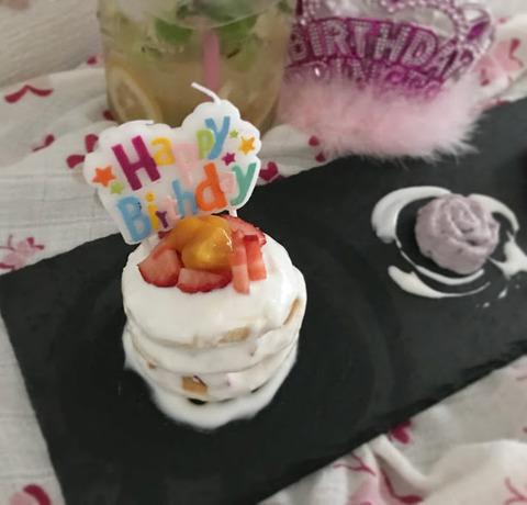 20ケーキ