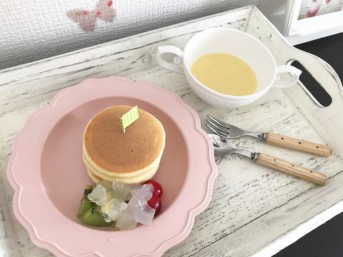 23ホットケーキ