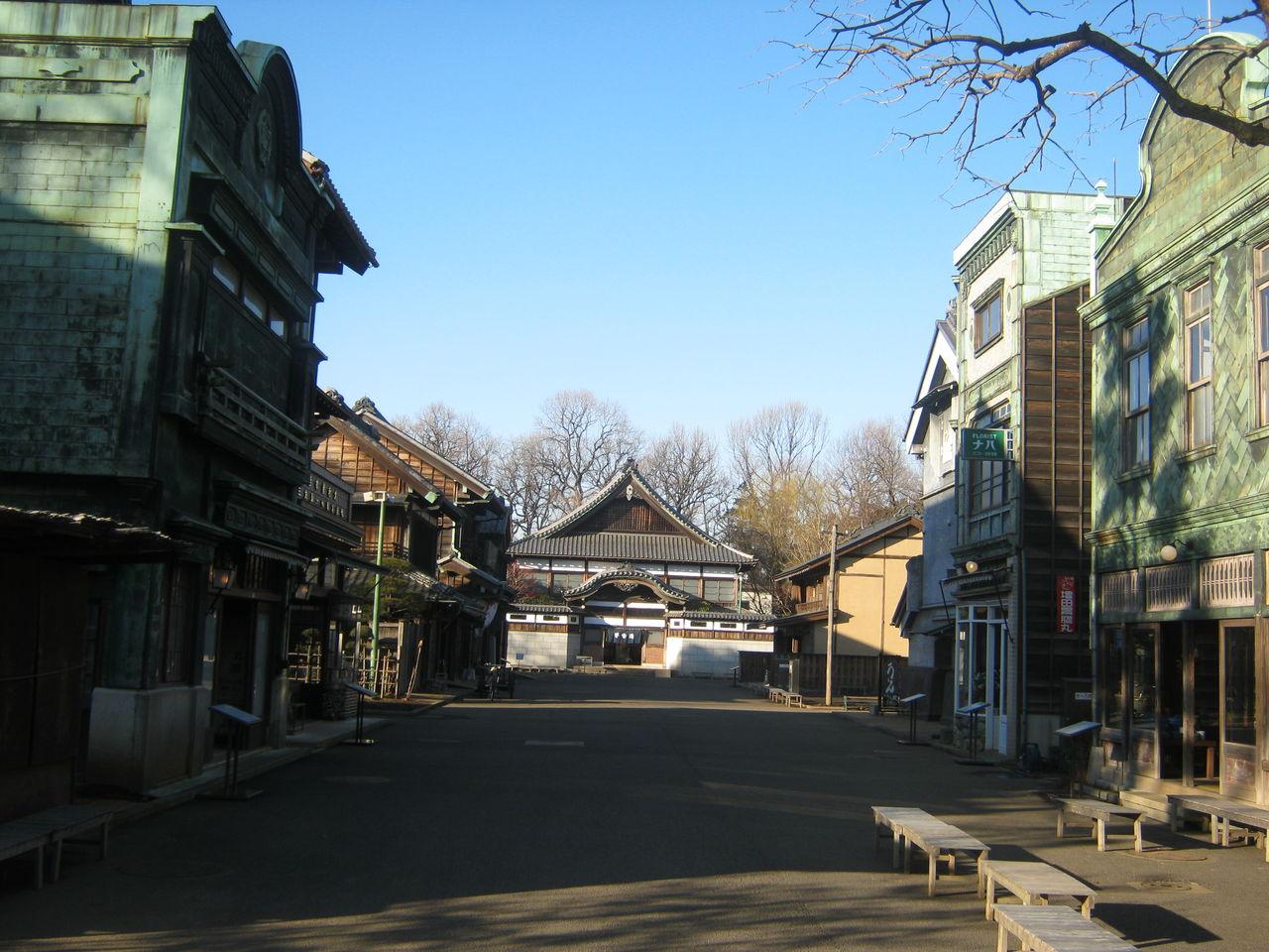 花小金井にある博物館。