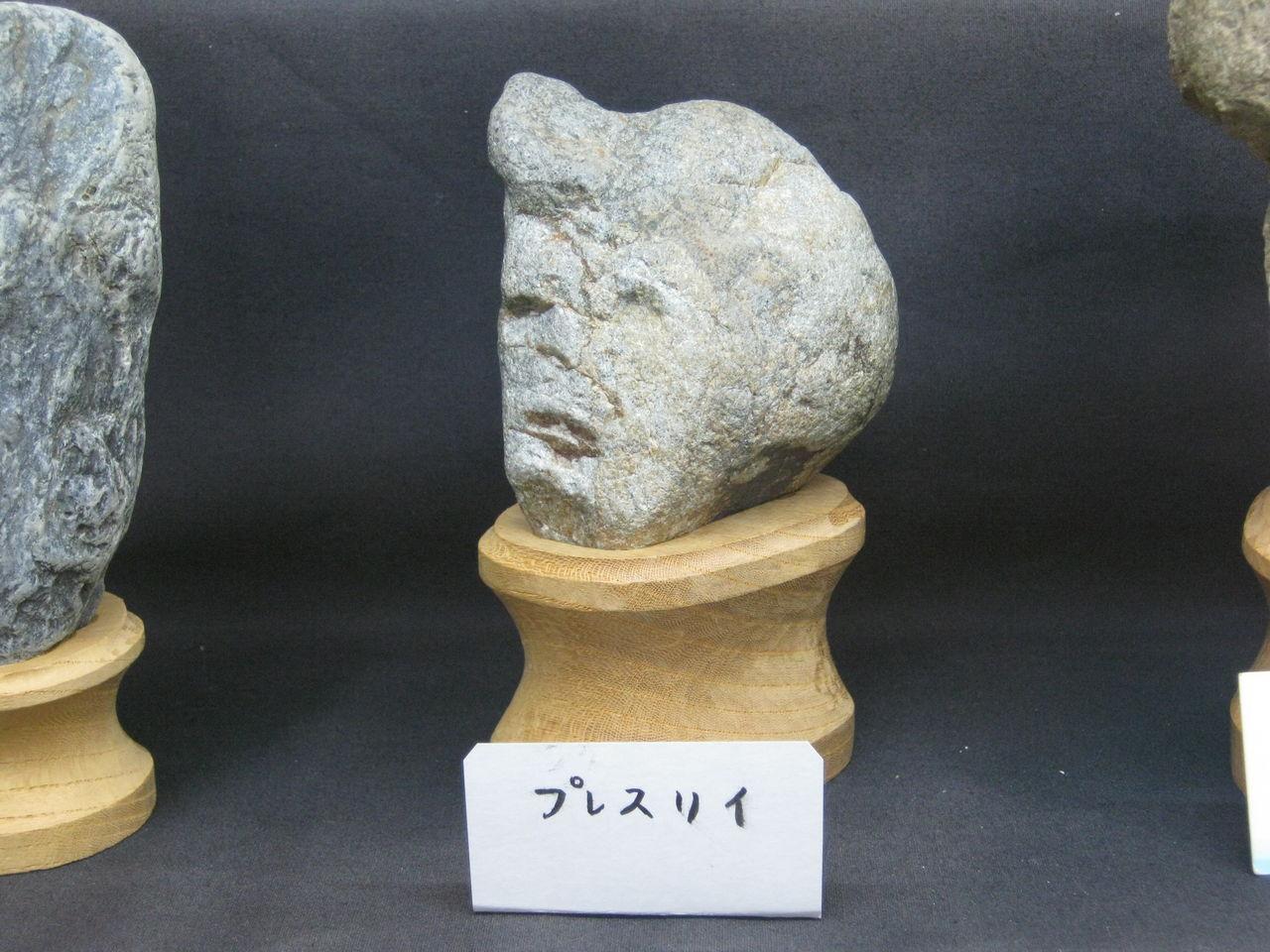 画像 : 人面石が900以上‼ 珍石館...