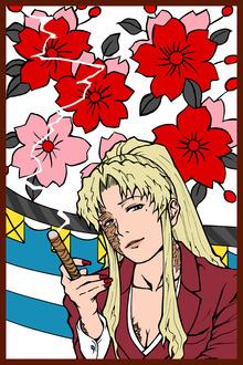 桜に幕にバラライカ