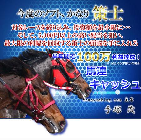 馬連キャッシュ1