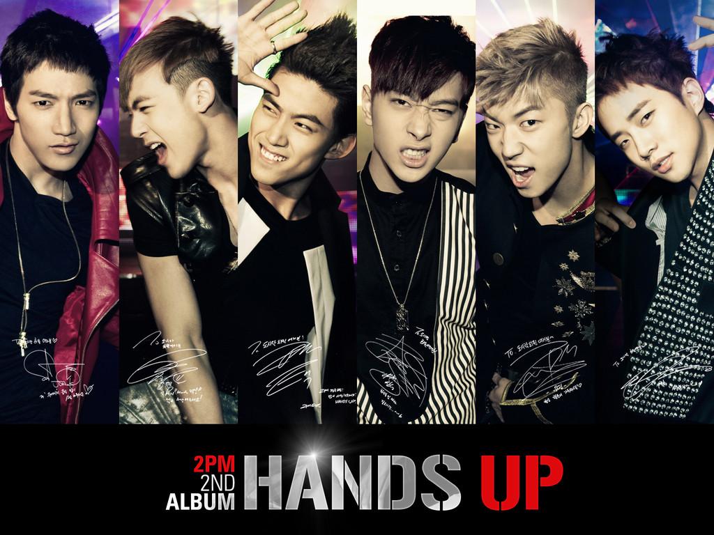 2pm Hands Up 動画 雑誌 Mix Junsu