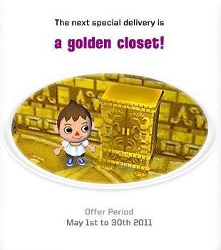 欧州 golden closet