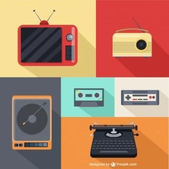 ラジオ オーディオいろいろ。