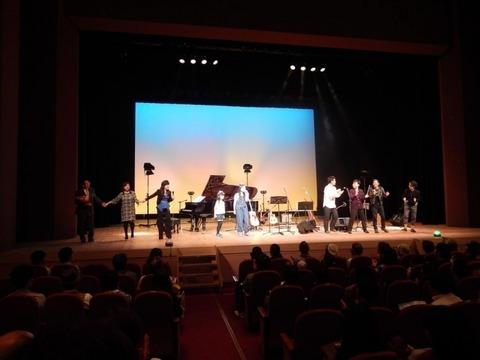 さとしくんのコンサート森のホール20141217