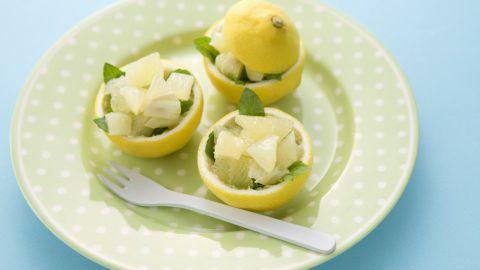 レモンのデザート20140521