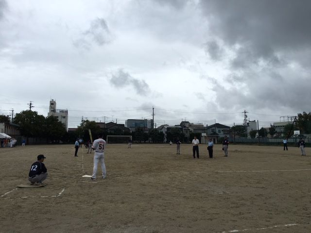 IMG_2547 横井利明オフィシャルブログ:全日本グランドソフトボール選手権大会始まる 横井利