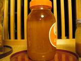 結晶化したハチミツ