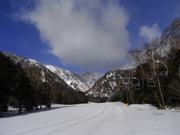 s-03 スキー場歩き