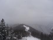 s-31 下山中 雪
