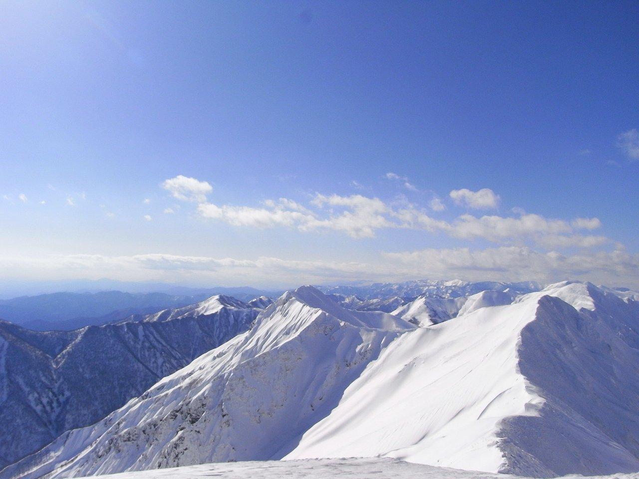 山岳移動シリーズ : 山岳移動の香り