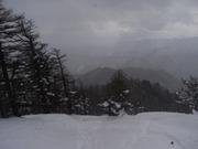 s-30 下山中 雪