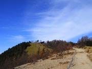 s-11 雲取山へ