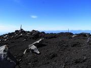 s-16 白山岳山頂部
