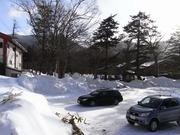 s-01 スキー場駐車場
