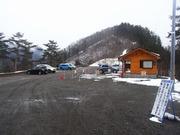 s-01 丹波山村営駐車場
