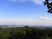 s-16 山頂眺望北側