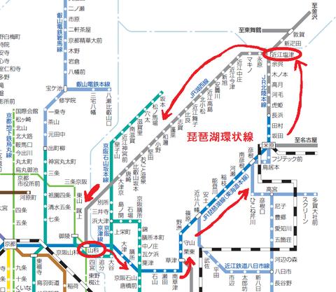 琵琶湖環状線