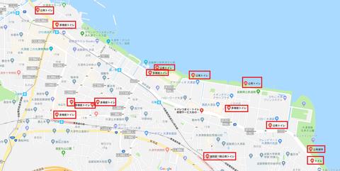 びわ湖大花火大会会場_トイレ