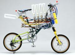 水力自転車