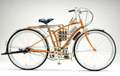 蒸気自転車