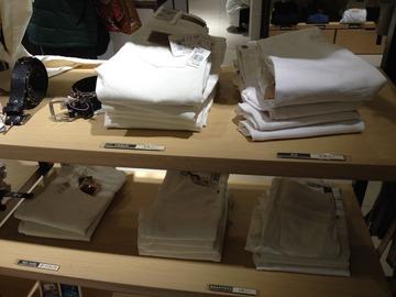 各ブランドのホワイトジーンズ