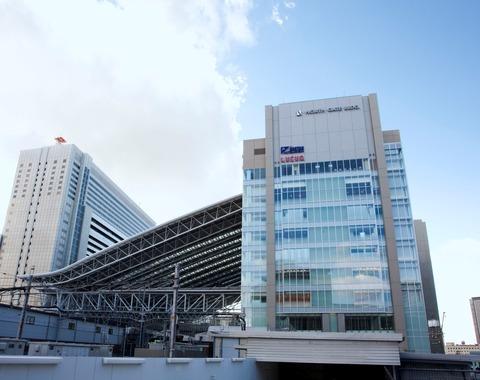 大阪駅_東面写真