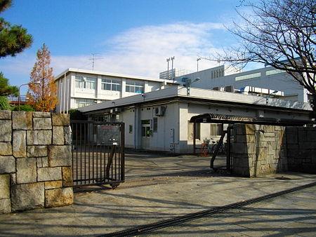 450px-Minami-Katsushika_High_School