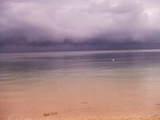 石・浦底湾 別の日の朝