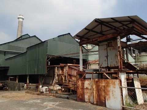 日本統治下で発展し戦後の国民党独裁体制下で衰退した台湾の糖業