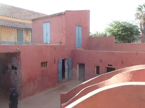 かつての奴隷貿易の拠点―セネガル・ゴレ島