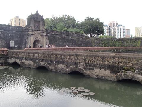 スペイン植民地首府の舞台となった要塞都市―フィリピン・マニラ/イントラムロス