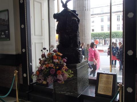 アイルランドの独立戦争と内戦を巡る観光の見所―ダブリン/中央郵便局