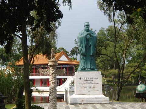 観光立国として環境緑化に力を注ぐシンガポールの庭園―中国庭園と日本庭園