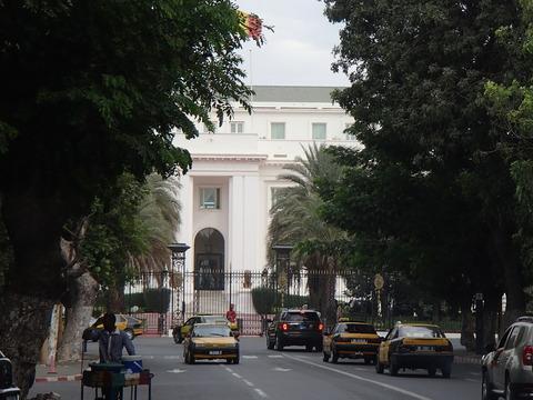 フランス植民地時代から受け継がれる西洋建築―セネガル・ダカール
