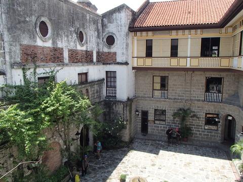 植民地時代のスペイン人の特権階級ぶりが伺えるカーサ・マニラ博物館―フィリピン・マニラ/イントラムロス