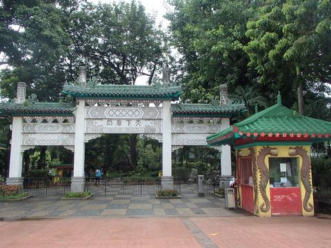 マニラ市民の憩いの場―フィリピン・マニラ/リサール公園