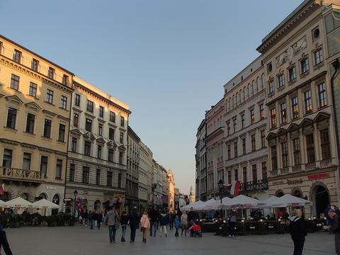 ポーランド王国の商業と宗教の中心地―ポーランド・クラクフ