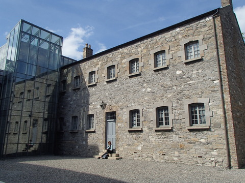 独立戦争時代のアイルランドの負の観光文化遺産①―ダブリン/キルメイナム刑務所