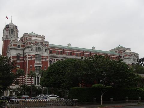 日本の統治時代から受け継がれる文化遺産①―台湾・台北/中華民国総統府と台北賓館