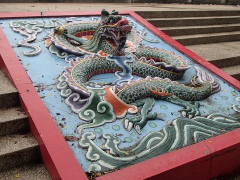 様々な時代の文化を融合する日本統治時代の公園―台湾・嘉義
